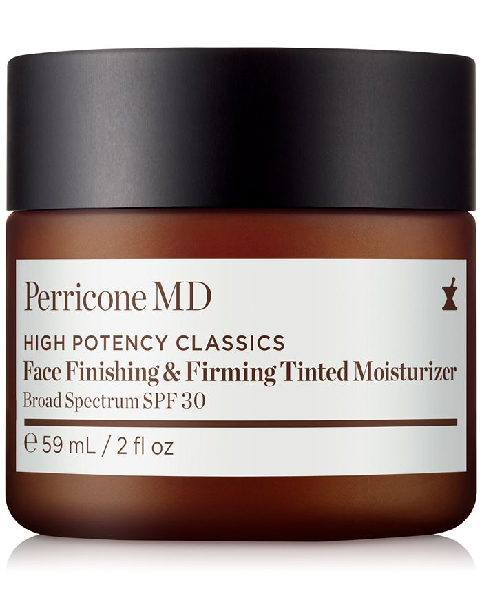 Perricone MD - High Potency Classics Face Finishing & Firming Tinted Moisturizer SPF 30, 2 fl. oz.