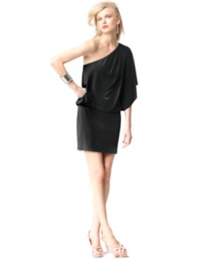 Jessica Simpson Dress, One Shoulder Party Dress