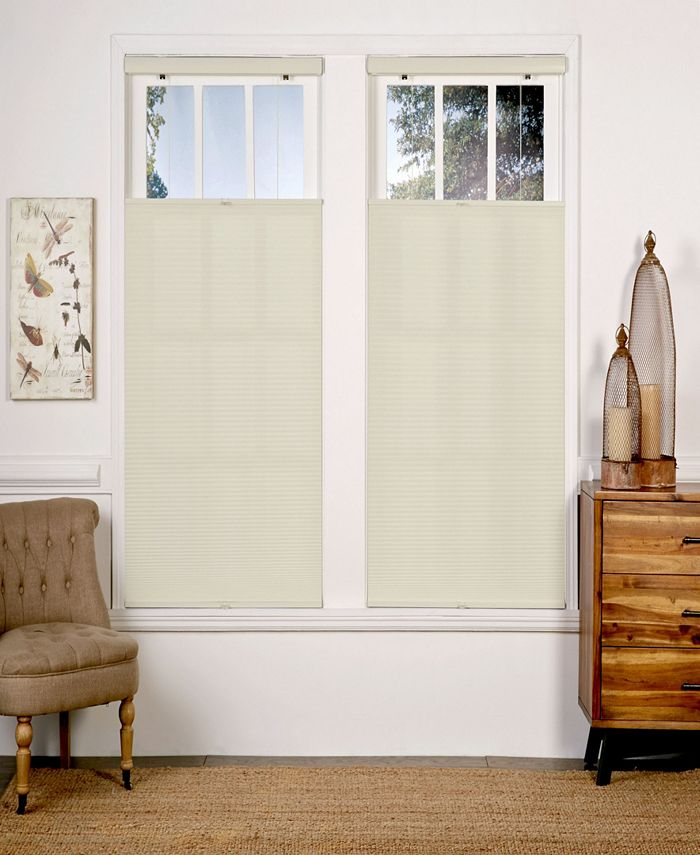 The Cordless Collection - Cordless Light Filtering Top Down Bottom Up Shade, 48x72