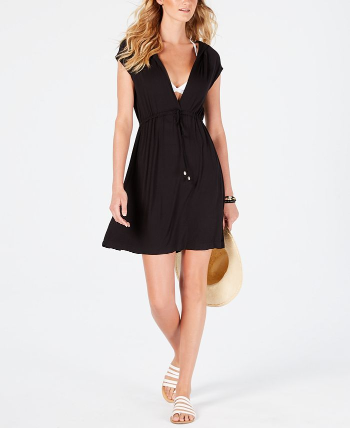 Dotti - Paradise Solid Dress Cover-Up