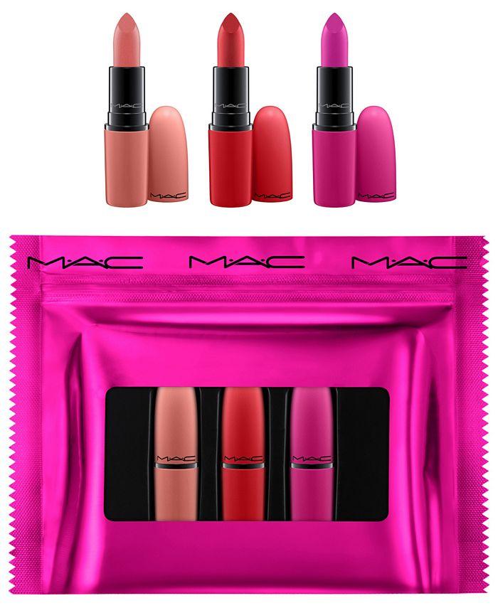 Impulse - MAC 3-Pc. Shiny Pretty Things Lip Set