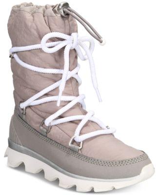Kinetic Waterproof Athletic Boots