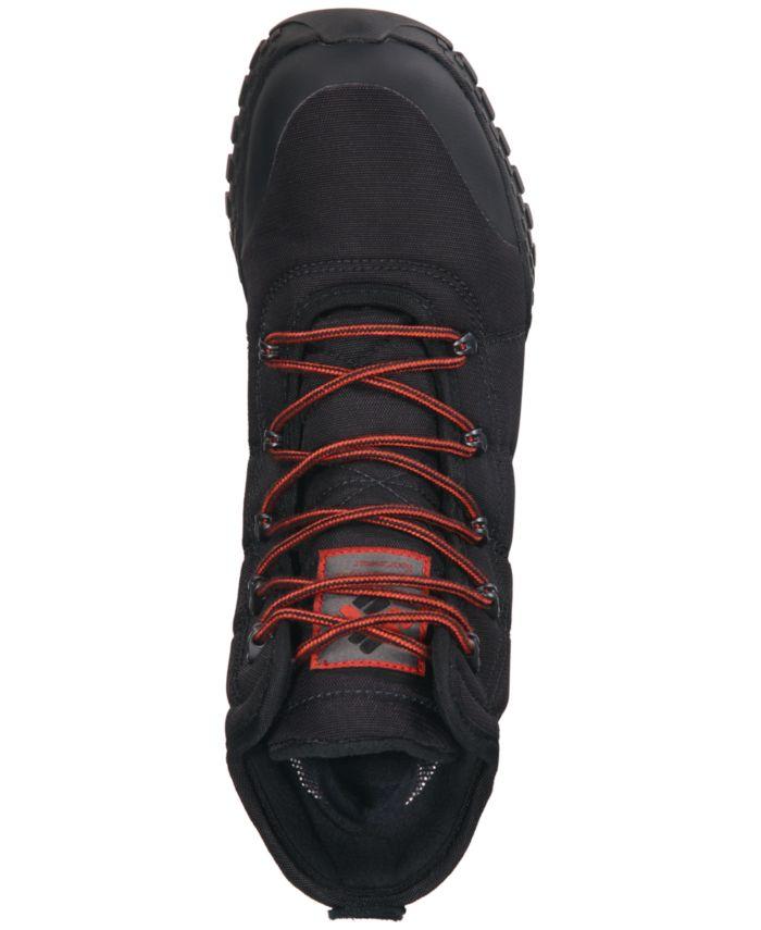 Columbia Men's Fairbanks Omni-Heat Waterproof Boots & Reviews - All Men's Shoes - Men - Macy's