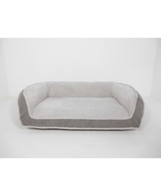 CLOSEOUT! Arlee Deep Seated Lounger Sofa and Couch Style Pet Bed, Small