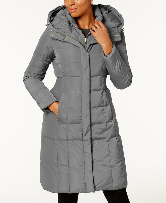 Cole Haan - Layered Down Puffer Coat
