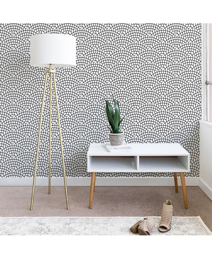 Deny Designs - Holli Zollinger MOSAIC LIGHT wallpaper