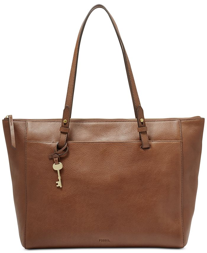 Fossil - Rachel Large Tote With Zipper