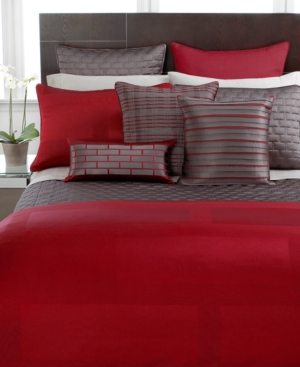 Hotel Collection Bedding, Frame Lacquer Quilted European Sham Bedding