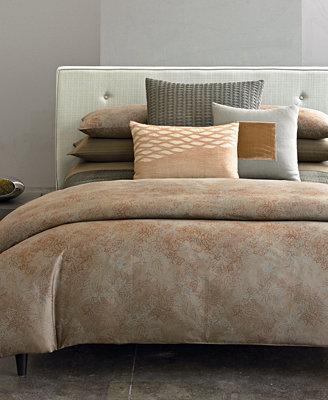 Calvin Klein Oxidized Paisley Bedding