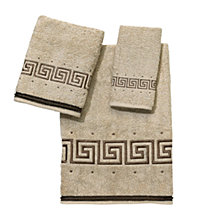 Avanti Pre Athena Embroidered Fingertip Towel
