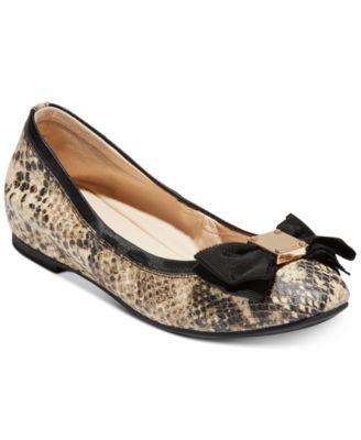 Cole Haan Tali Soft Bow Ballet Flats