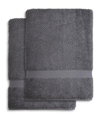 Herringbone 3-Pc. Towel Set