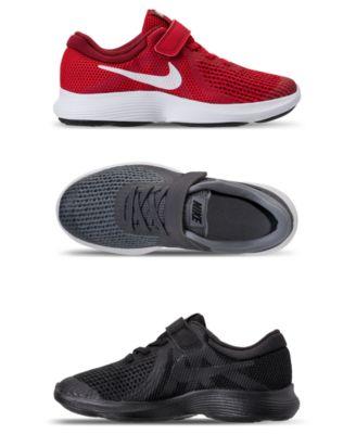 Nike Little Boys' Revolution 4 Stay-Put
