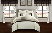 Chic Home Vixen 24-Pc King Comforter Set