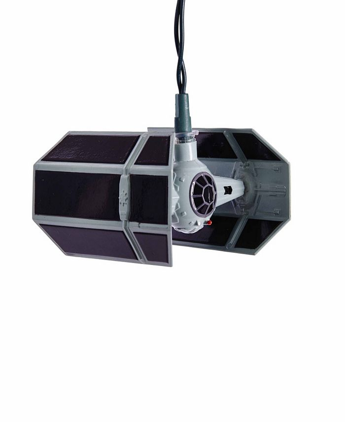 Kurt Adler - UL 10-Light Star Wars TIE Fighter Light Set