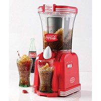 Deals on Nostalgia Coca-Cola Slush Machine Blender