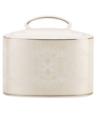 kate spade new york Chapel Hill Sugar Bowl with Lid