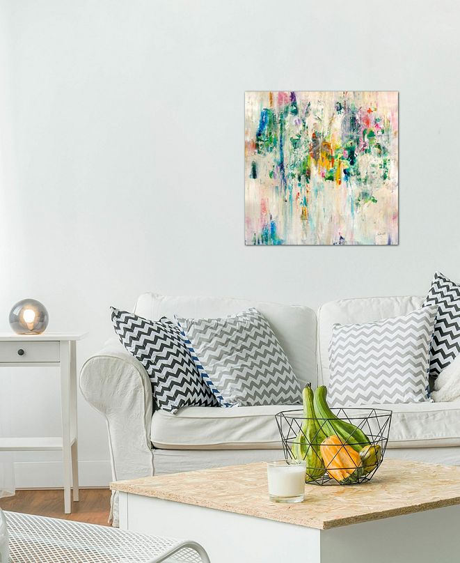 """iCanvas """"Splash"""" by Julian Spencer Gallery-Wrapped Canvas Print"""