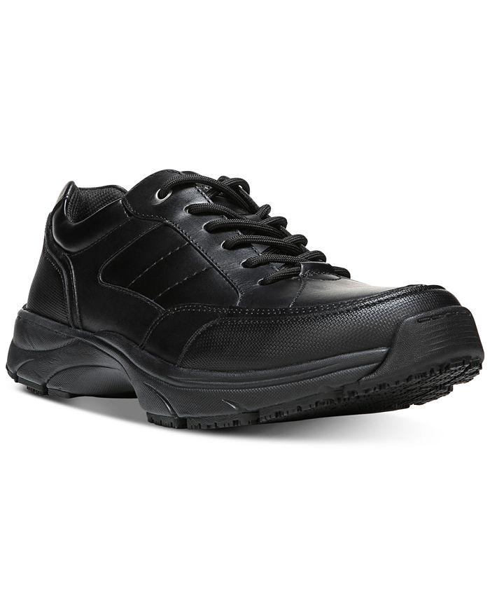 Dr. Scholl's - Men's Aiden Slip-Resistant Lace-Up Sneakers