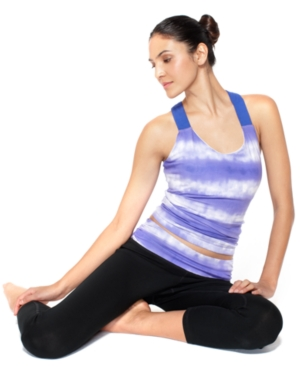 Ideology Leggings, Ruched Cropped Active Pants