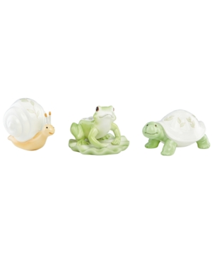 Lenox Figurines, Set of 3 Butterfly Meadow Animals