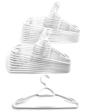 Discount clothing stores Neatfreak Clothes Hangers, 20 Pack Non Slip