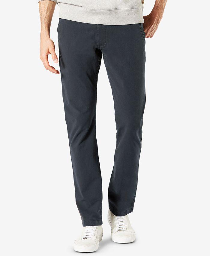 Dockers - Men's Downtime Skinny-Fit Smart 360 Flex Performance Stretch Khaki Pants