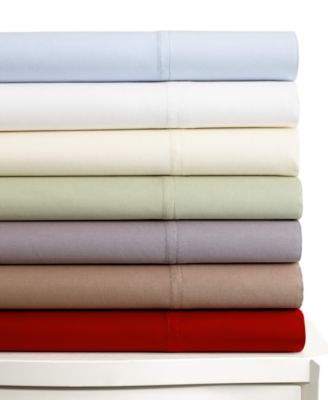 Westport Bedding, Pair of 1000 Thread Count Egyptian Cotton Standard Pillowcases