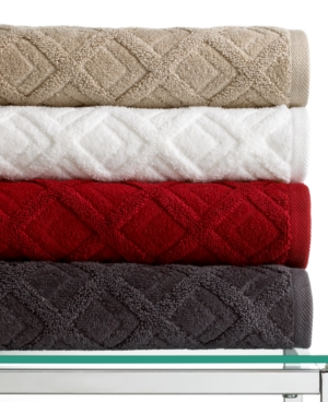 "Hotel Collection Bath Towels, Marquis 27"" x 54"" Bath Towel"
