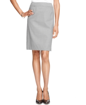 Calvin Klein Separates, Classic Pencil Skirt