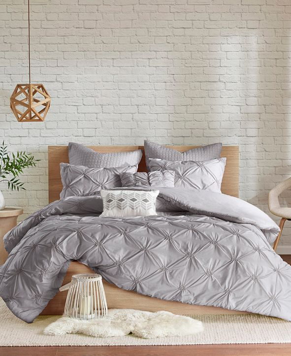 Urban Habitat Talia 7-Pc. Full/Queen Comforter Set
