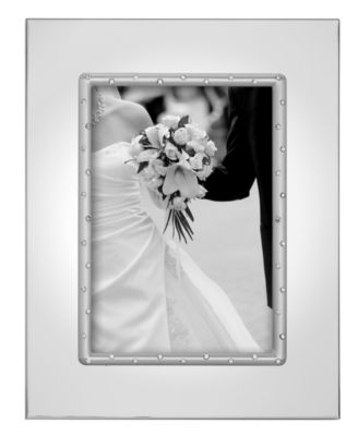 "CLOSEOUT! Lenox Picture Frame, Devotion 5"" x 7"""