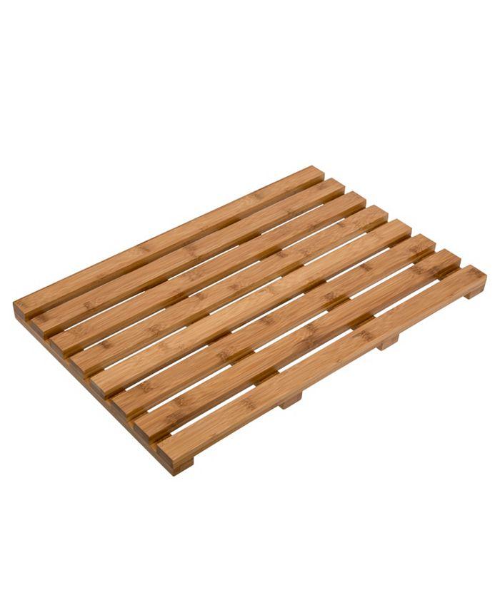 Honey Can Do - Bamboo Bath Mat