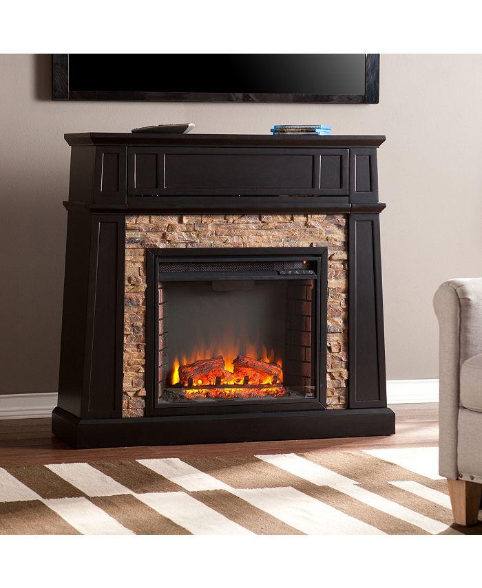 Southern Enterprises - Carabella Fireplace