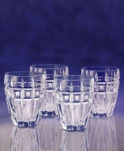 Marquis By Waterford Quadrata Double Old-Fashioned Glasses, Set Of 4