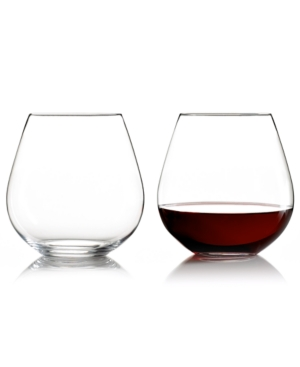 Riedel O Pinot Noir/Nebbiolo Wine Tumbler, Set of 2
