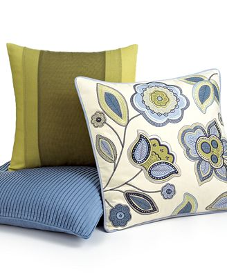 Martha Stewart Collection Decorative Pillows Decorative