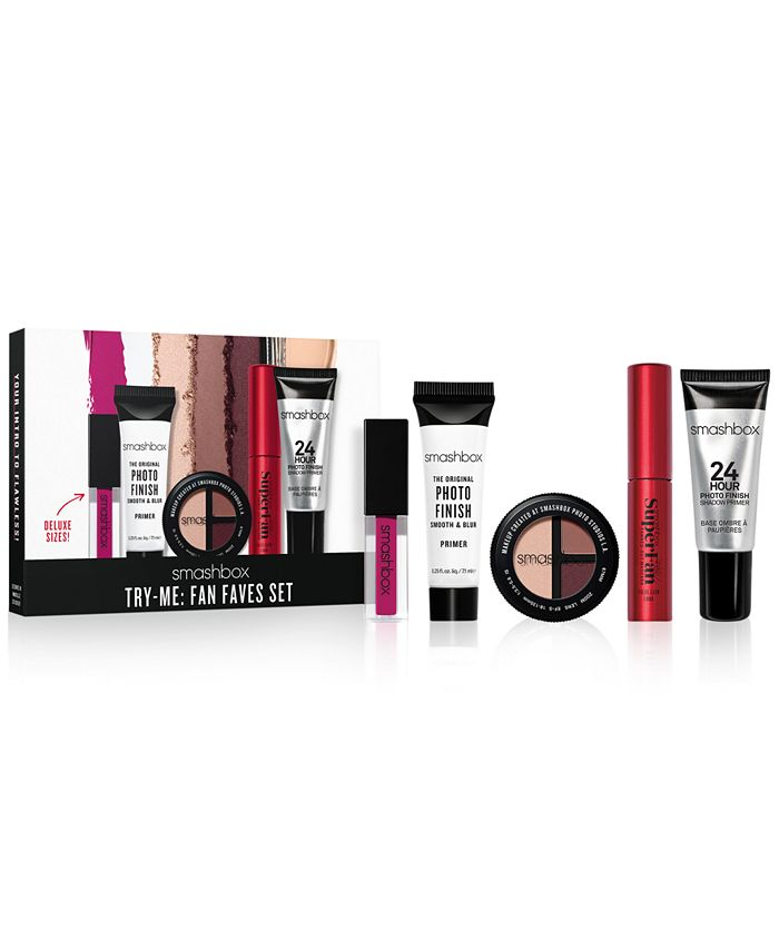 Smashbox - 5-Pc. Try-Me: Fan Faves Set