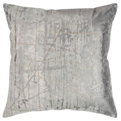 """20"""" x 20"""" Abstract Design Pillow Down Filled"""