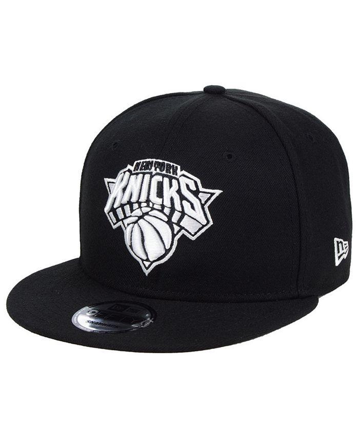 New Era - Black White 9FIFTY Snapback Cap