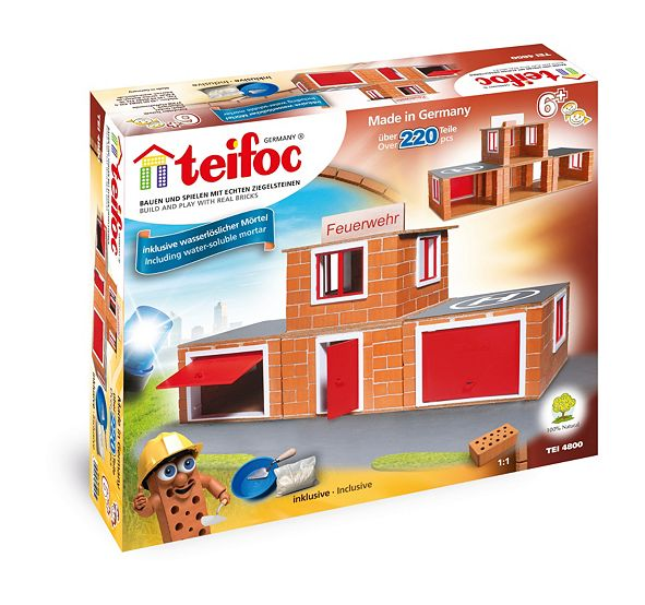Teifoc Fire Station