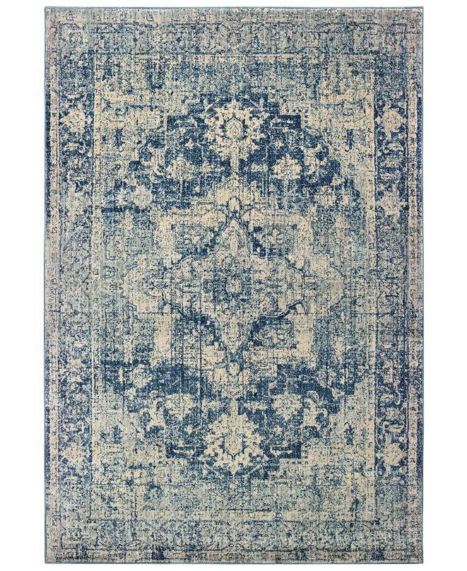 "Oriental Weavers Pandora 70 2'3"" x 7'6"" Runner Area Rug"