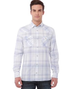 Buffalo David Bitton Shirt, Sopor Plaid