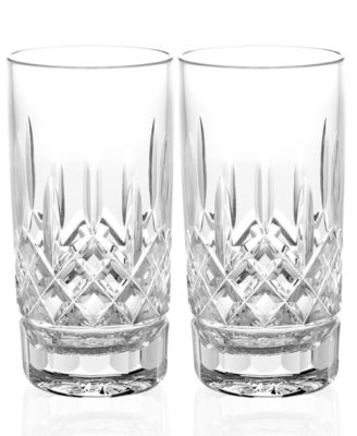 Waterford Barware, Lismore Tumblers, Set of 2