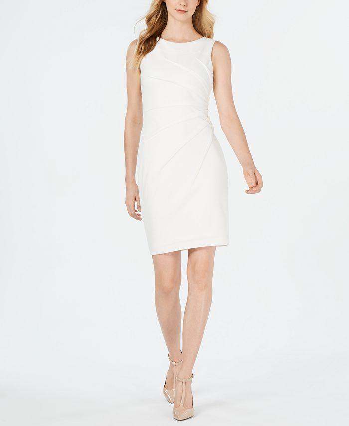 Calvin Klein - Starburst Sheath Dress