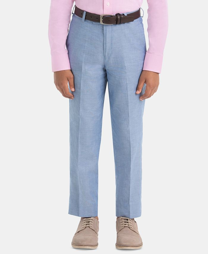 Lauren Ralph Lauren - Little Boys Cotton Dress Pants