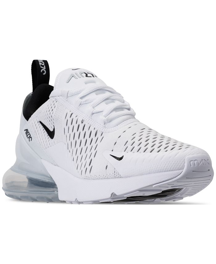 lanzar Avispón barrera  Nike Men's Air Max 270 Casual Sneakers from Finish Line & Reviews - Finish  Line Athletic Shoes - Men - Macy's