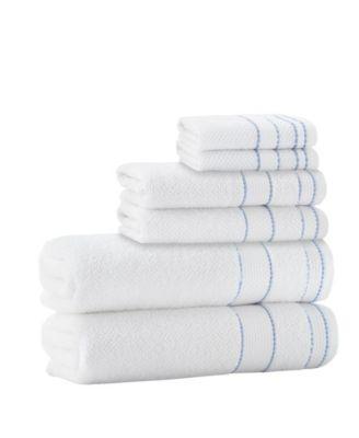 6-Pc. Monroe Turkish Cotton Towel Set