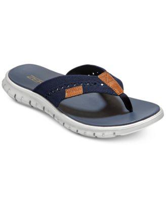 ZeroGrand Stitchlite Thong Sandals