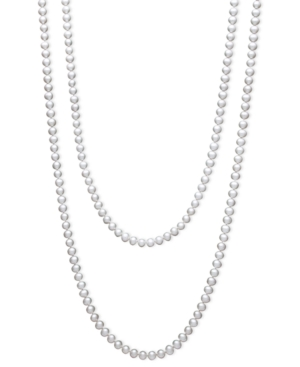 Belle de Mer - Cultured Freshwater Pearl Strand Necklace (7-8mm)